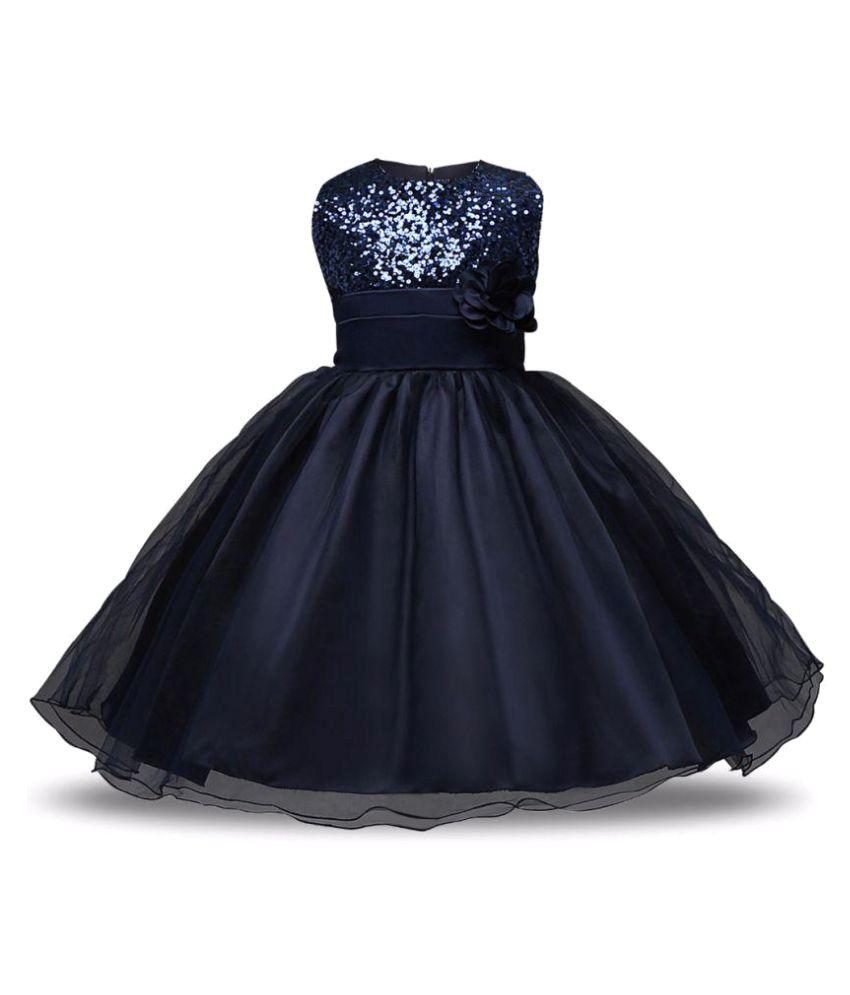 Sofyana Navy Blue Gown Dress Buy Sofyana Navy Blue Gown Dress