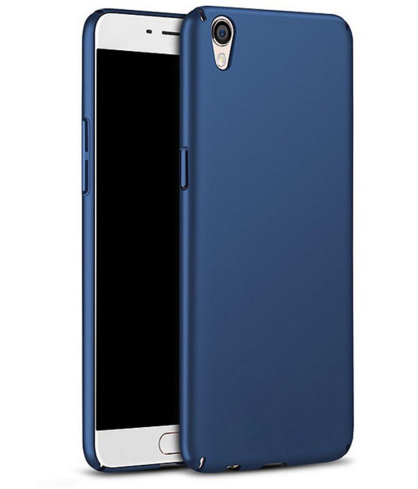 sports shoes ad61c 50f7a Oppo F1 Plus Plain Cases Wow Imagine - Blue