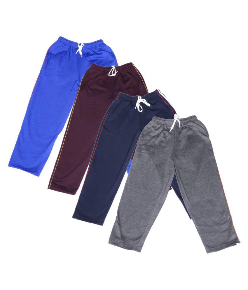 Indiweaves Multicolour Wollen Pyjamas