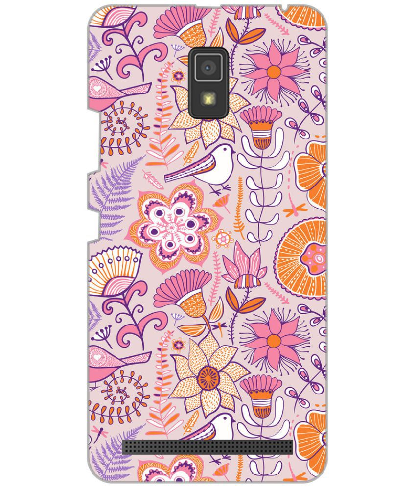 Lenovo A6600 Plus 3D Back Covers By Aman