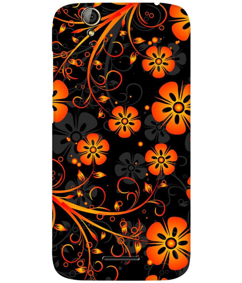 Acer Liquid Z630S Printed Cover By SWANK THE NEW SWAG