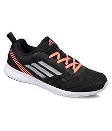 Adidas Adiray Black Running Shoes