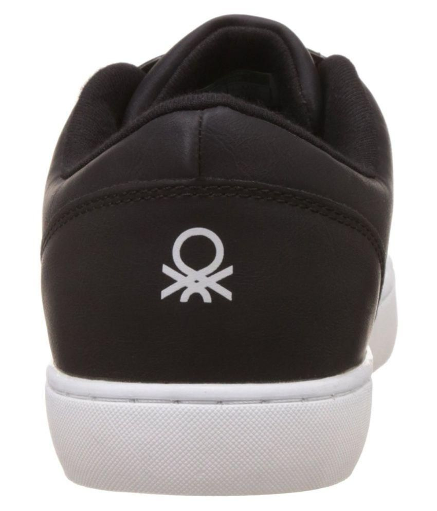 UCB Black Casual Shoes - Buy UCB Black