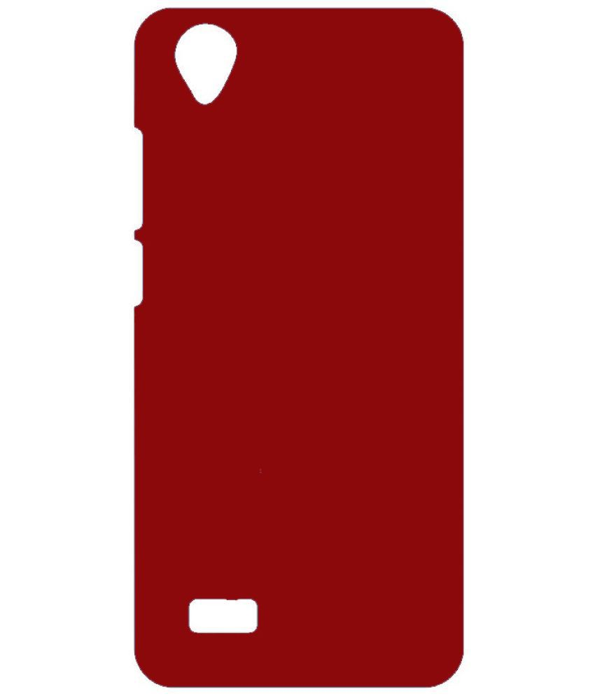 on sale 3e587 52ad9 Vivo Y31L Cover by MV - Red