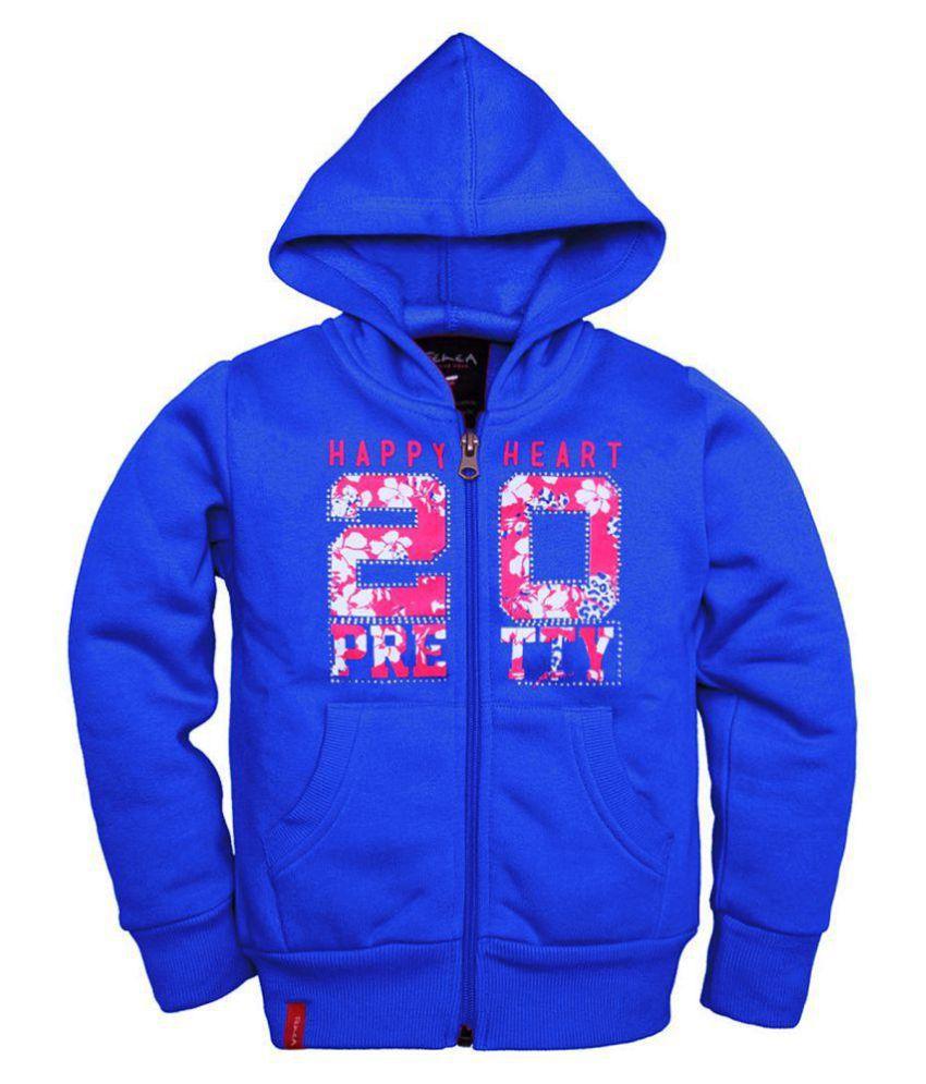Femea Blue Sweatshirt