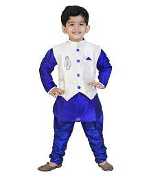 Generation Next Multicolour Cotton Indo Western