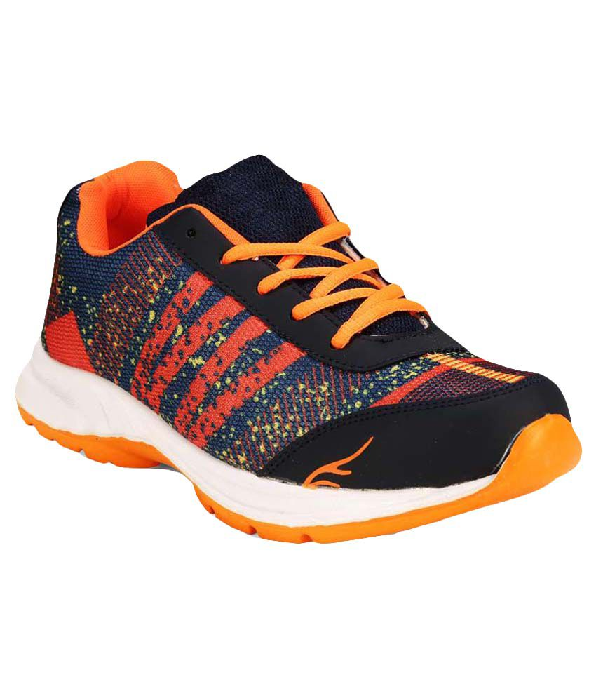 Black Unicorn Multi Color Running Shoes