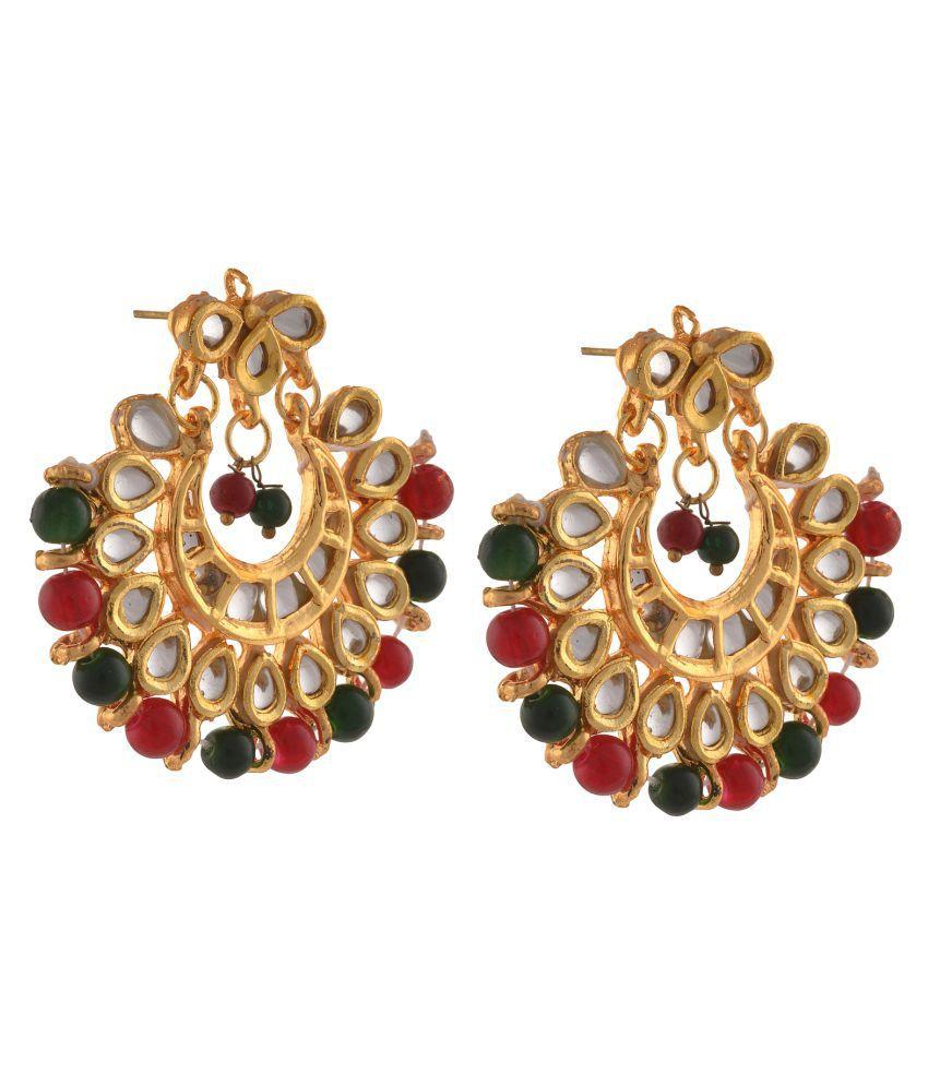 Zephyrr Multicolour Earrings