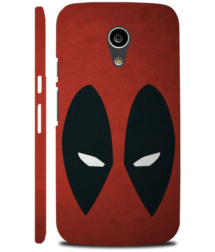 Moto G2 Printed Cover By AATANK