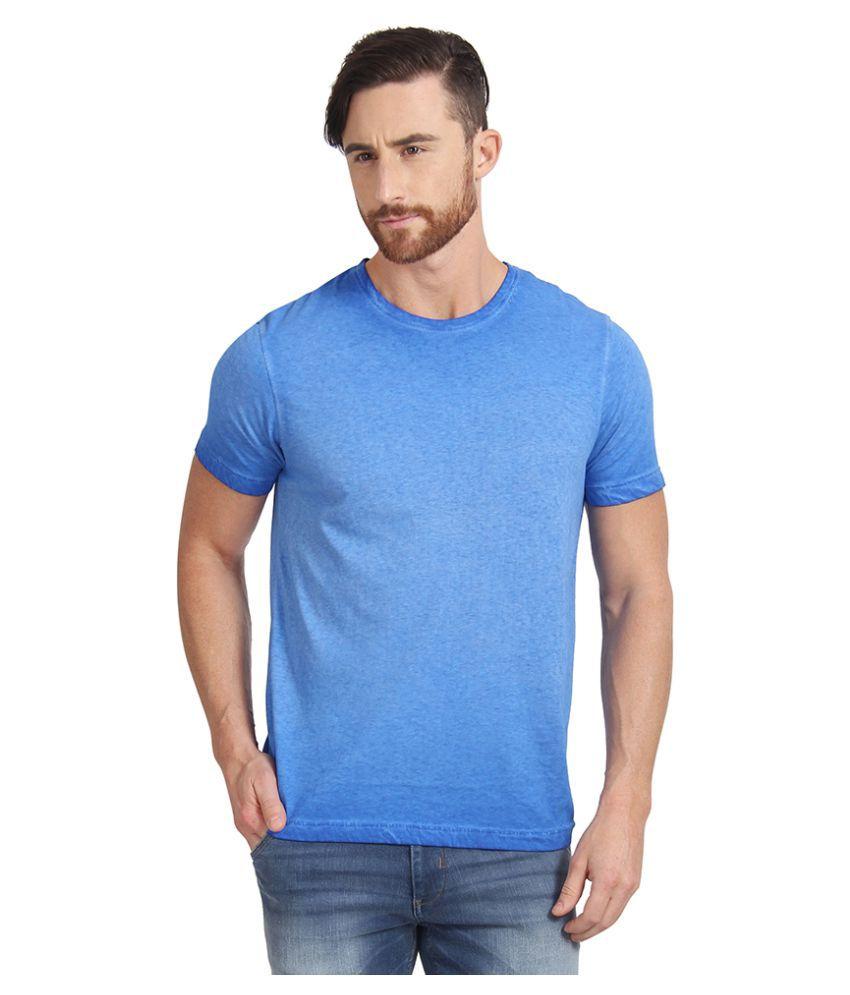 Slub blue round t shirt buy slub blue round t shirt for What is a slub shirt