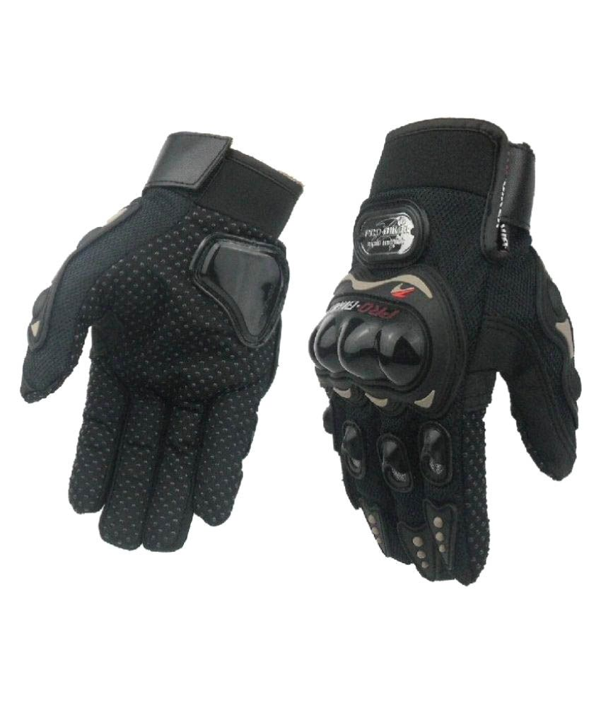 Black gloves online - Bikers World Black Gloves