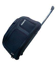 American Tourister Aegis Core Fabric Black Gym Bag (Aegis Core_8901836130584)