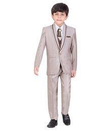 Jeet Grey Suit Set