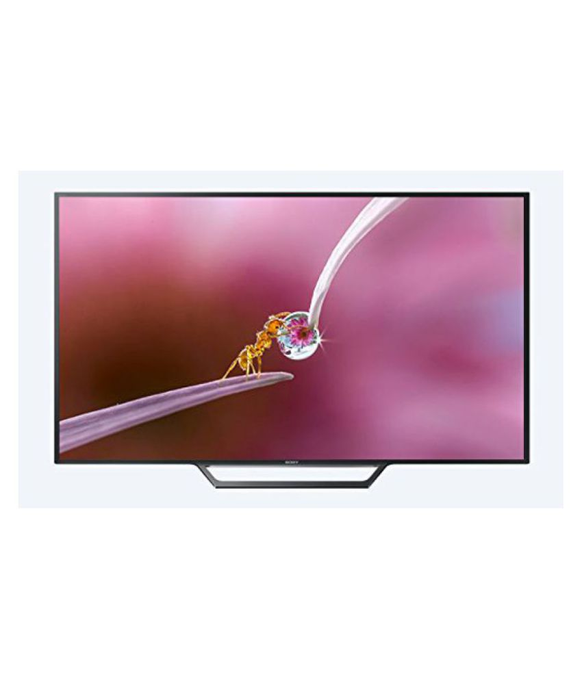 SONY BRAVIA KDL-40W650D (40 INCES) LED TV FULL HD 1080 WITH Wi-Fi Direct Certified YOUTUPE 2016 SLIM MODEL