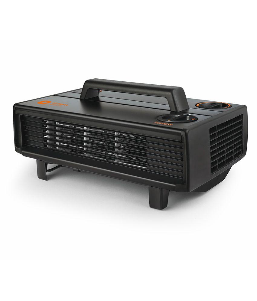 Orient 2000W HC2003D Room Heater Black