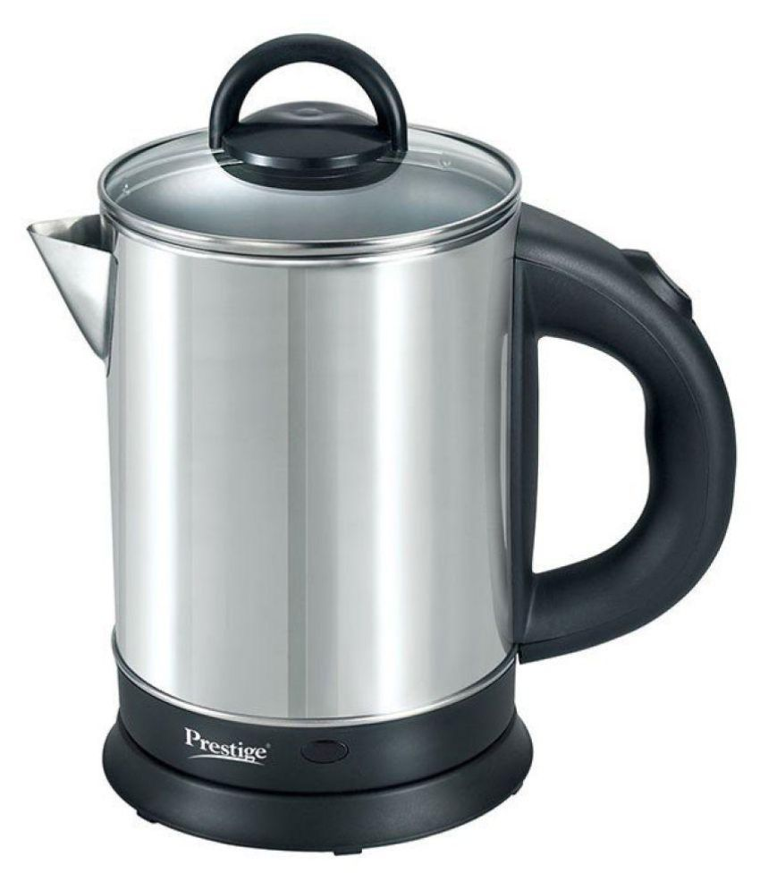Prestige pkgss1.7 1.7 Liters 1500 Watts Metal Electric Kettle