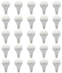1 Touch 3W Pack Of 25 Led Bulbs - Cool Day Light