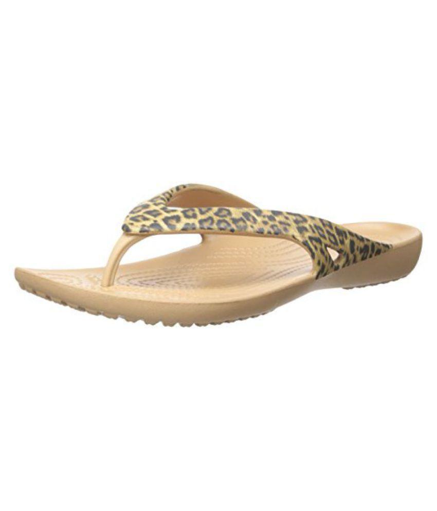 363d586c6 crocs Women s Kadee II Leopard Print Flip Flop Price in India- Buy crocs  Women s Kadee II Leopard Print Flip Flop Online at Snapdeal