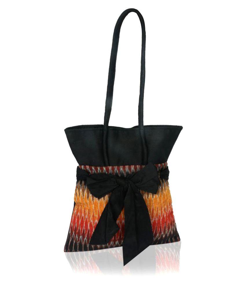 Aditi Trends Multi Cotton Tote Bag