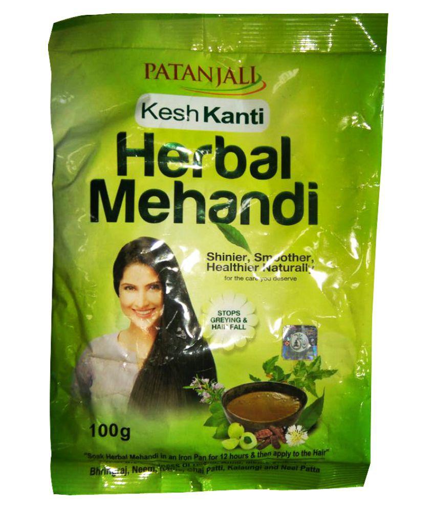 f57b6ffd4 Patanjali Kesh Kanti Herbal Mehandi Hair Mask Cream 100 gm Pack of 2: Buy Patanjali  Kesh Kanti Herbal Mehandi Hair Mask Cream 100 gm Pack of 2 at Best ...