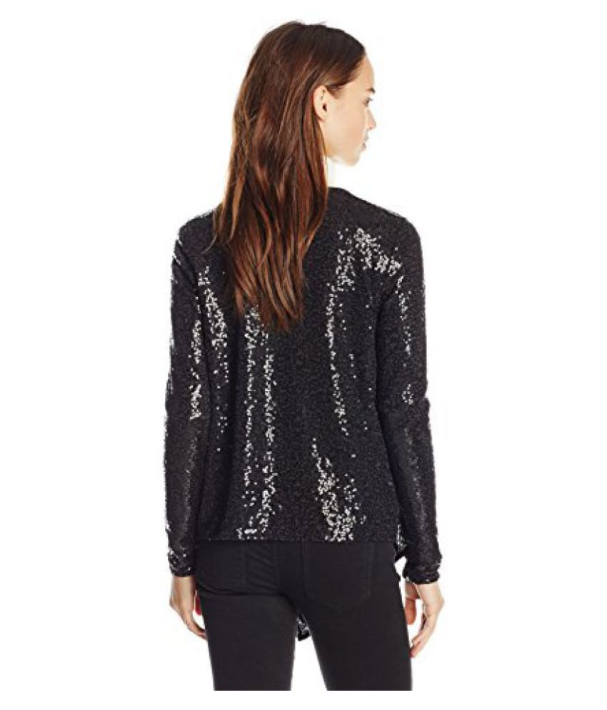 3e2e357f9909 Buy Kensie Women's Sequin Jacket Online at Best Prices in India ...