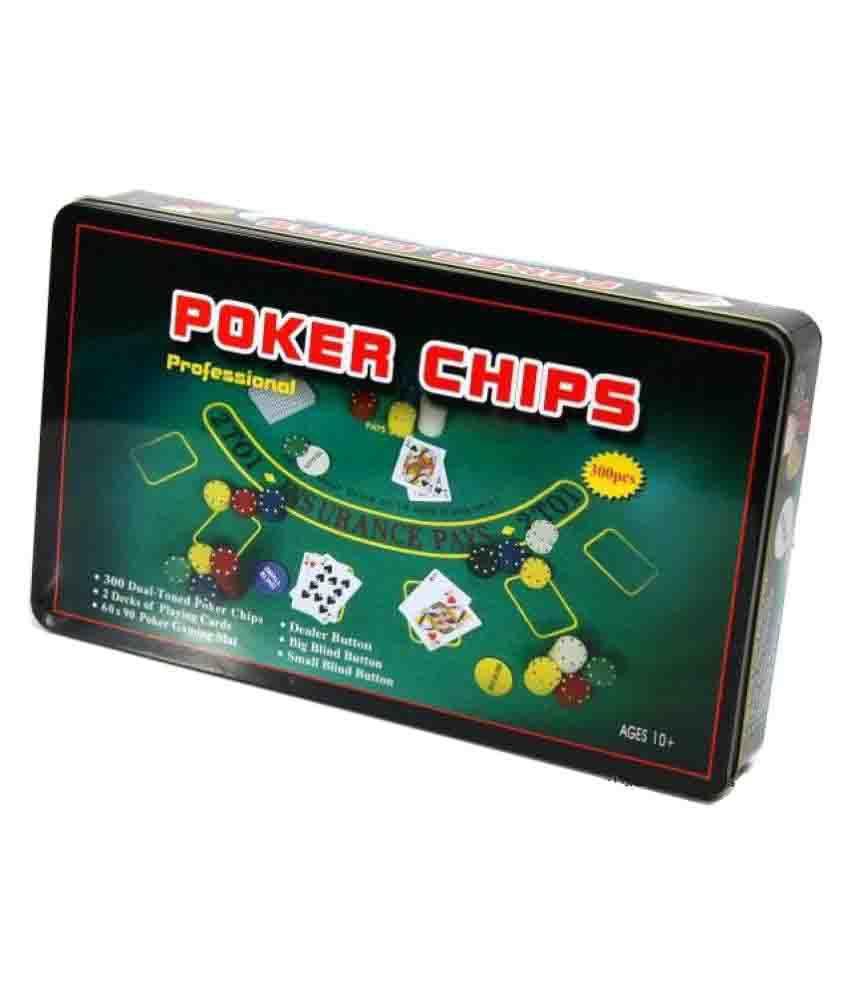 Riddhi Siddhi Multicolour Poker Chips