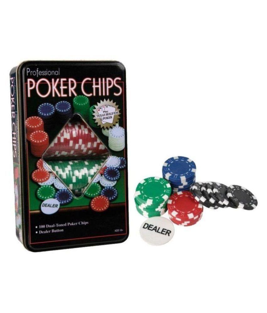 Riddhi Siddhi 100 Poker Chips