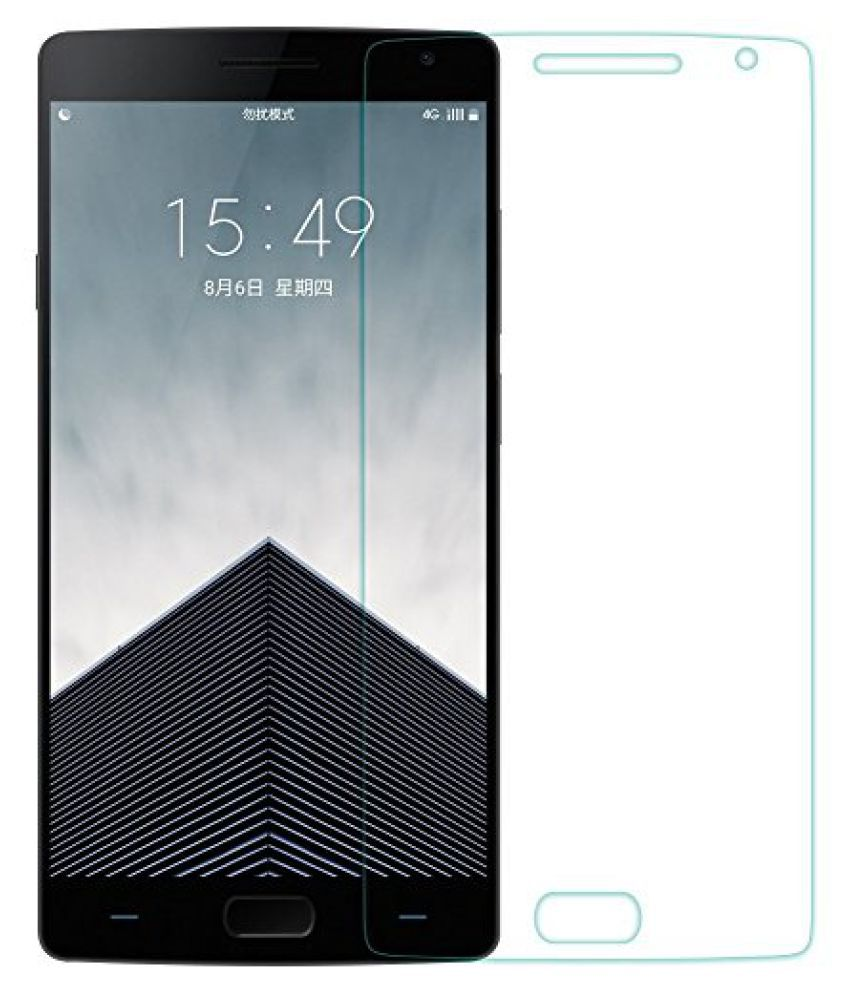 OnePlus 2 Tempered Glass Screen Guard By UMBER