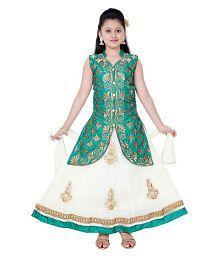 Saarah Multicolour Lehenga Choli Set