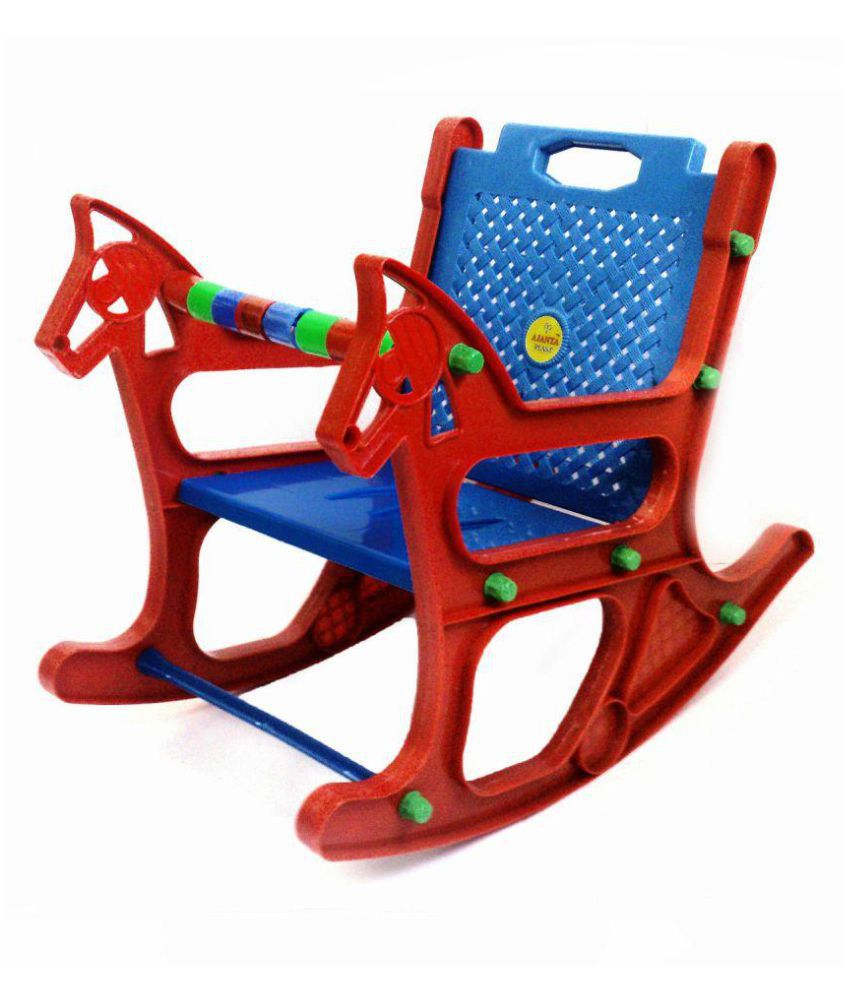 Fantastic Wonderkart Baby Rocking Chair Multicolour Spiritservingveterans Wood Chair Design Ideas Spiritservingveteransorg