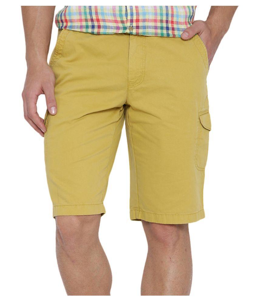 Blackberrys Khaki Shorts