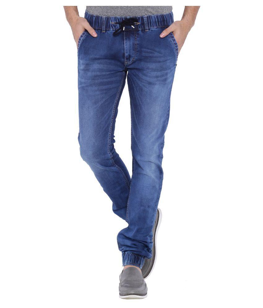 Bandit Dark Blue Slim Jeans