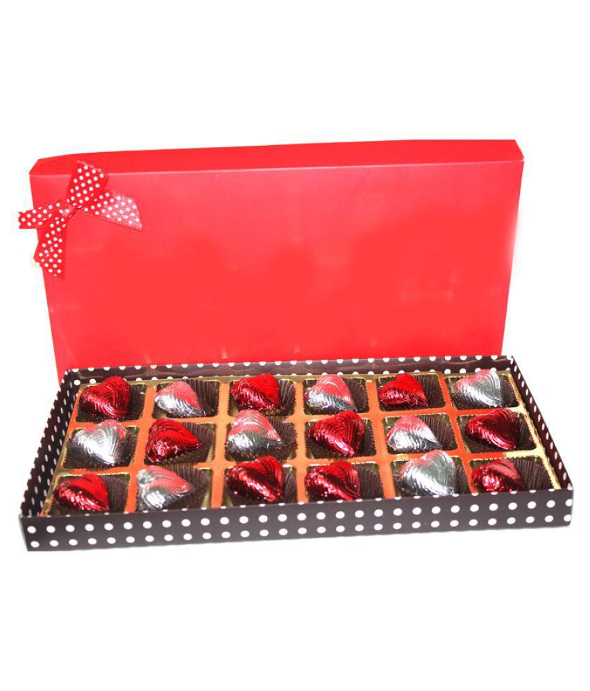 ZOROY LUXURY CHOCOLATE Valentine's Day Chocolate Box 180 gm