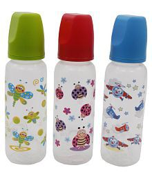 Born Babies Feeding Bottle - Pack Of 3