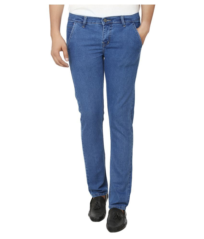 Club Vintage Blue Slim Jeans