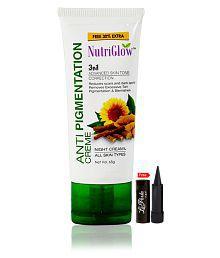 Nutriglow Anti Pigmentation Night Creame Night Cream 65 Gm