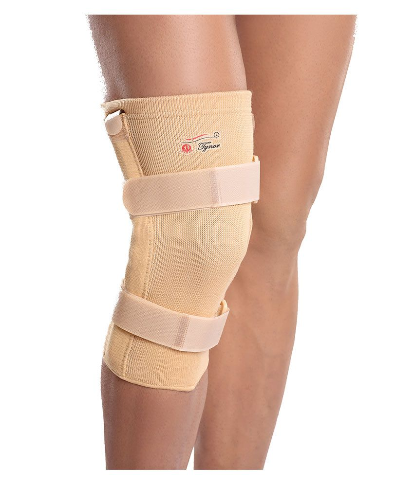 Tynor Knee Cap With Rigid Hinge Support And Normal Flexion Buy