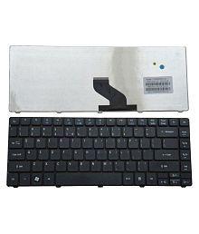 Lp ASPIRE 4410 4739Z 4535G 4736 4736G 4736Z Black Inbuilt Replacement Laptop Keyboard