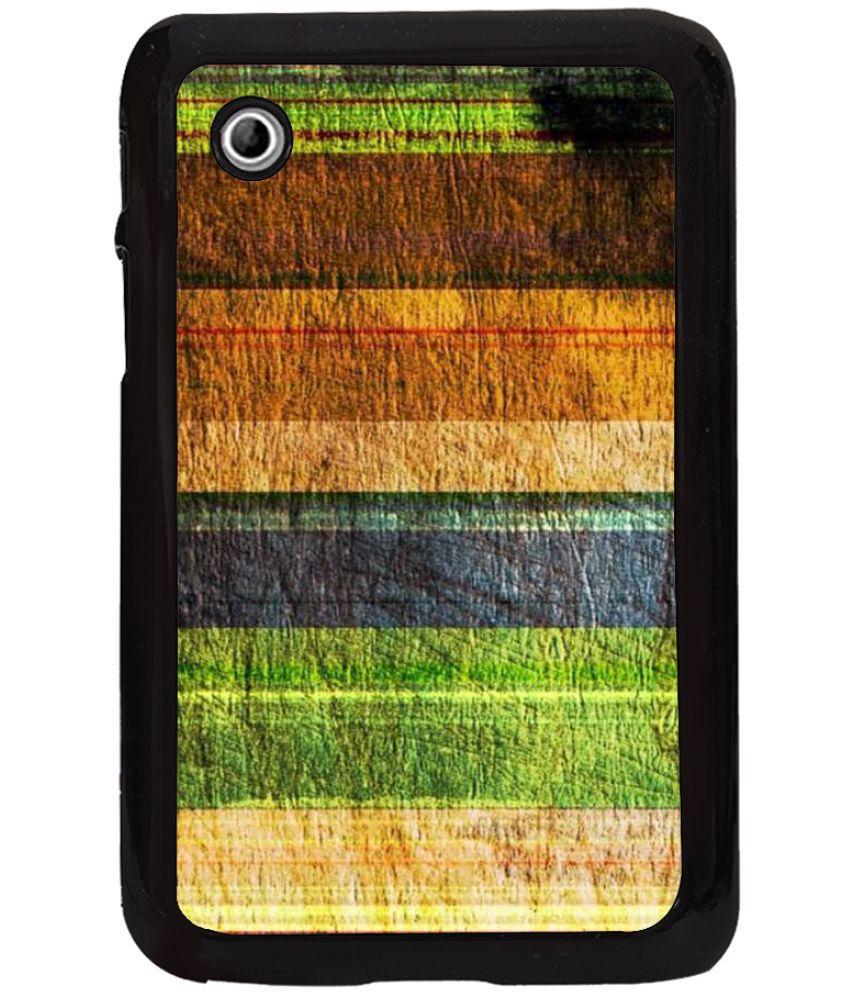 Samsung Galaxy Tab 2 Printed Cover By Fuson