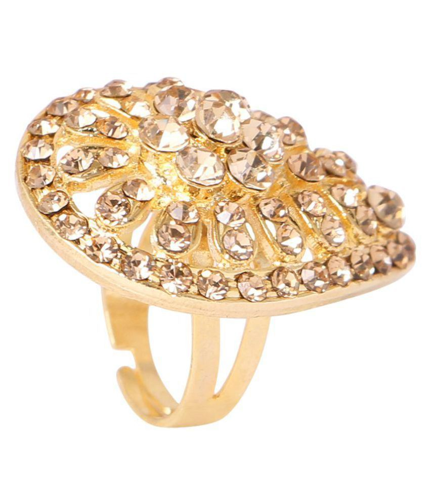 Urooj Golden Ring: Buy Urooj Golden Ring Online in India on Snapdeal