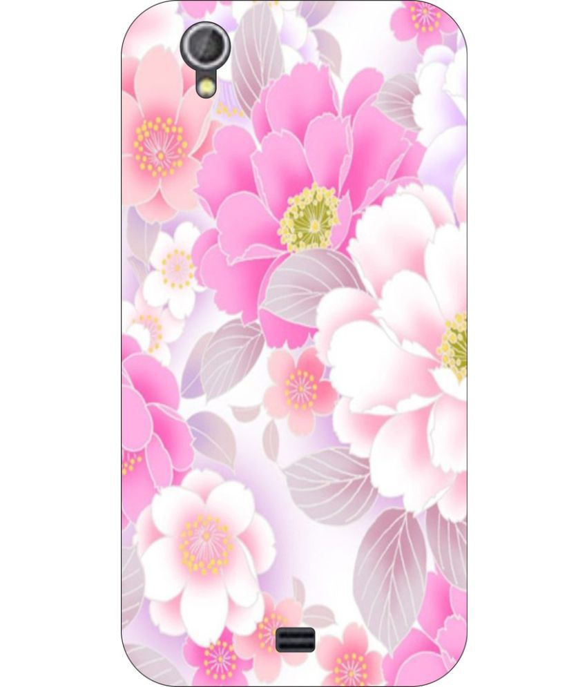 Gionee Pioneer P4S Printed Cover By Go Hooked
