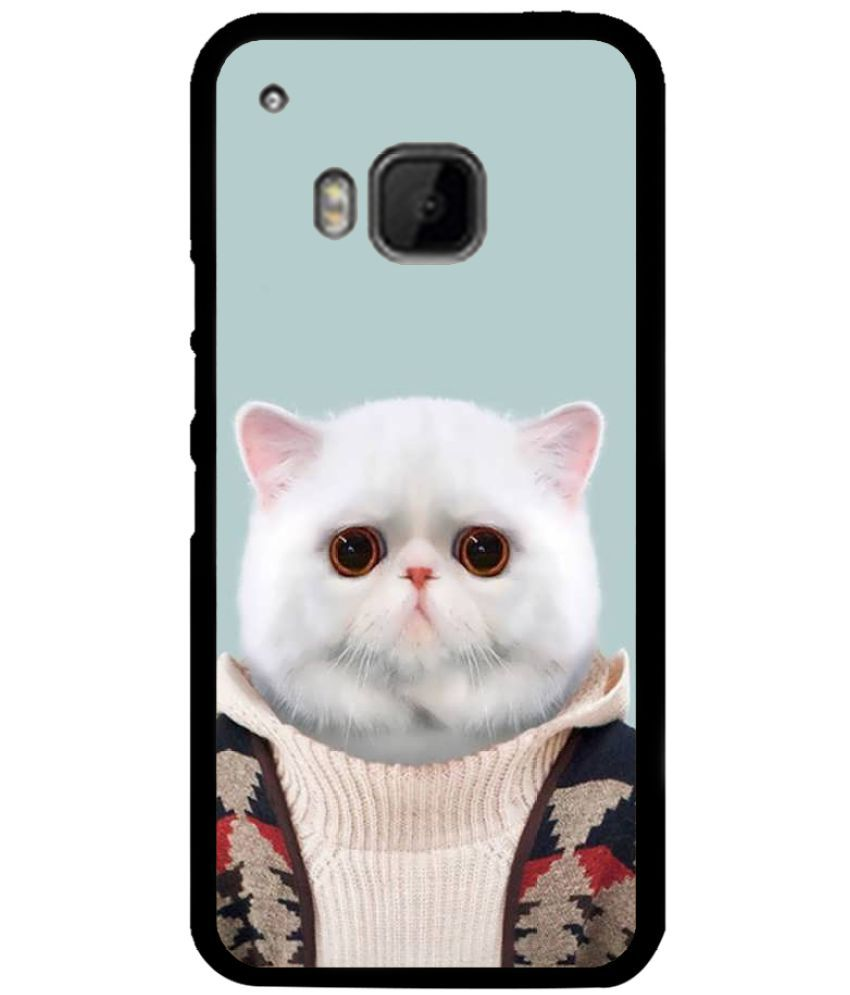 HTC One M9 Printed Cover By Fuson