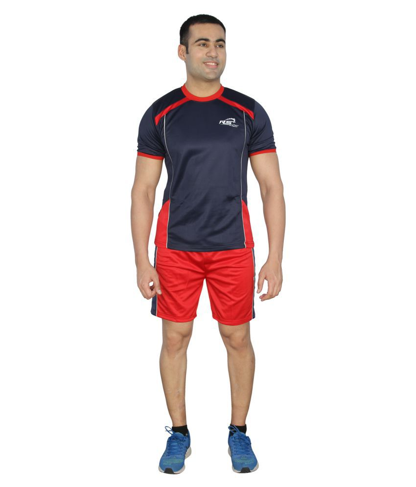 RS Sports Multicolor Active Wear