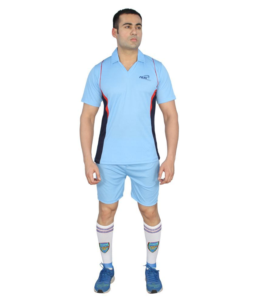 RS Sports Sea Blue Active Wear