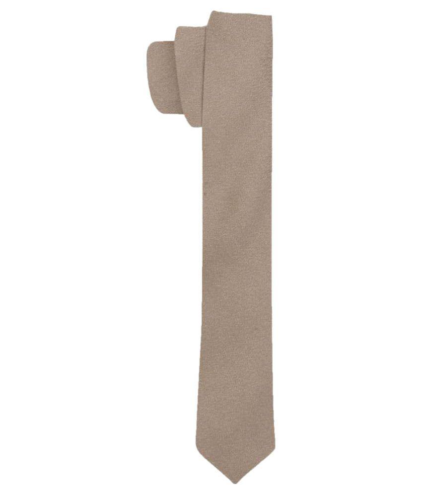 Scharf Beige Formal Necktie