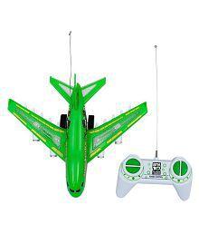 Dhawani Latest Ben 10 Aero Plane With Remote Controll