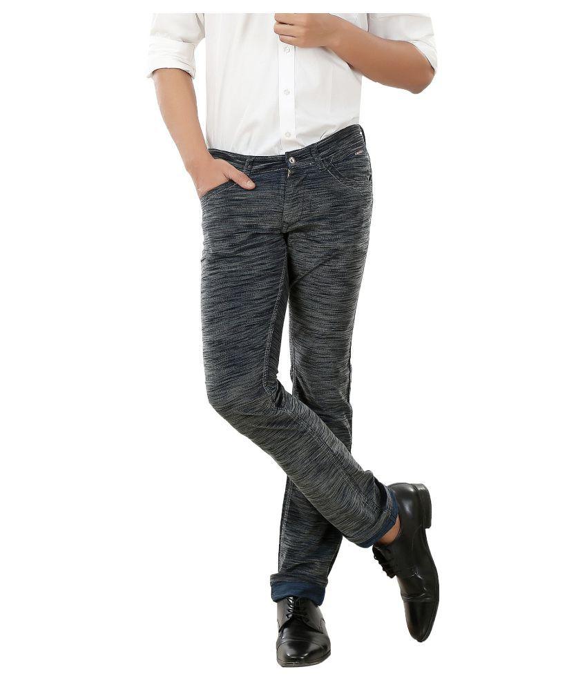 Frod Blue Slim Jeans