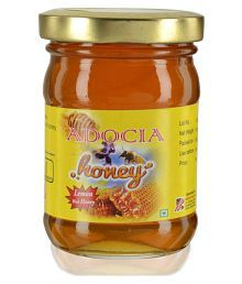 ADOCIA LEMON HONEY Honey LEMON 150 Gm Pack Of 2
