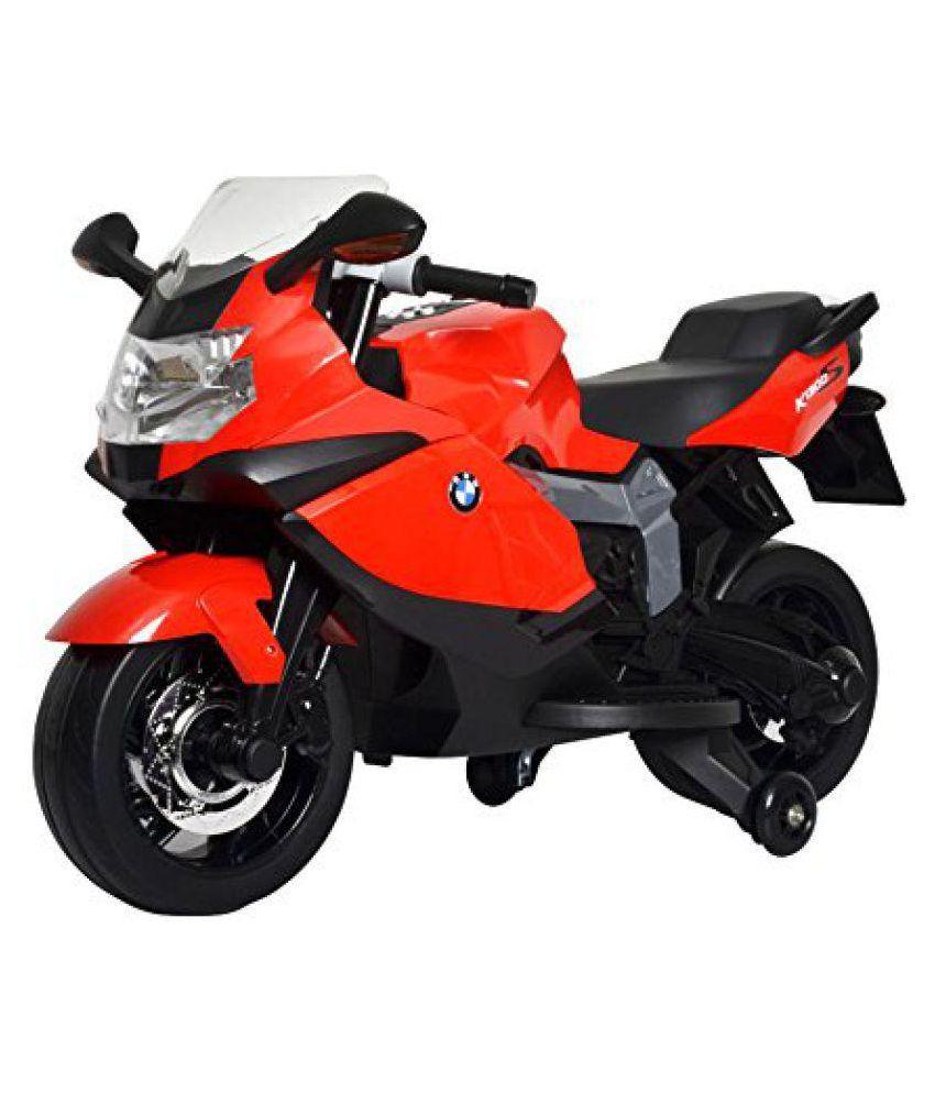 bluday bmw ride on bike red buy bluday bmw ride on bike red rh snapdeal com