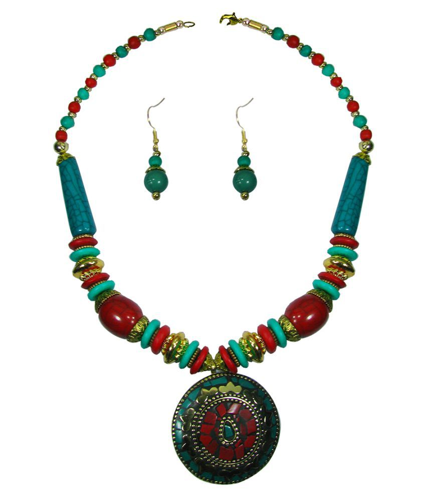 Collana Multicolour Necklace Set